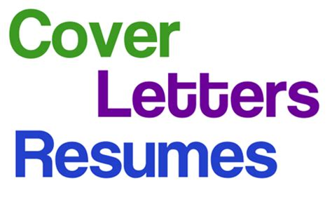 A cover letter should be short and direct